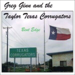Foto Cover di Bent Edge, CD di Greg Ginn, prodotto da SST