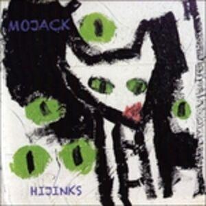 Foto Cover di Hijinks, CD di Mojack, prodotto da SST