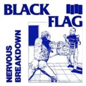 Nervous Breakdown - Vinile LP di Black Flag