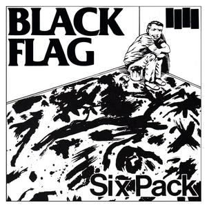 Vinile Six Pack Black Flag