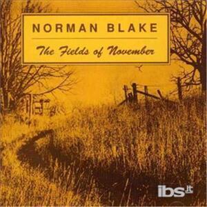 Fields of November - CD Audio di Norman Blake