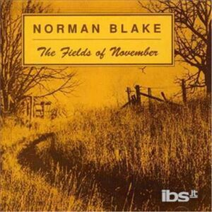 CD Fields of November di Norman Blake