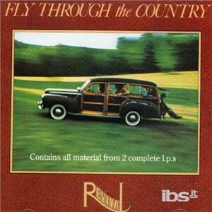 CD Fly Through the Country di New Grass Revival