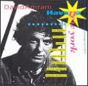 CD Havana-New York di David Amram