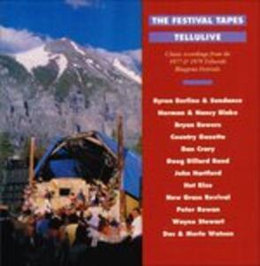 Festival Tapes - CD Audio