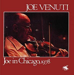 CD Joe in Chicago 1978 di Joe Venuti