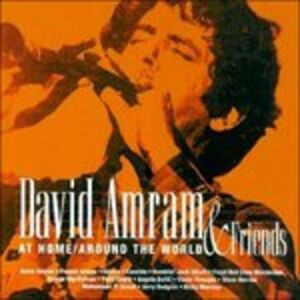 CD At Home Around the World di David Amram