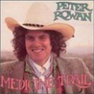 CD Medicine Trail di Peter Rowan