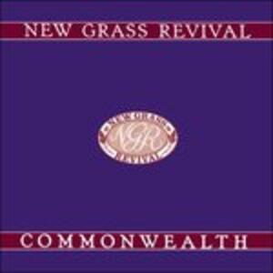 Commonwealth - CD Audio di New Grass Revival