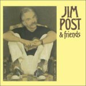 CD Jim Post & Friends di Jim Post