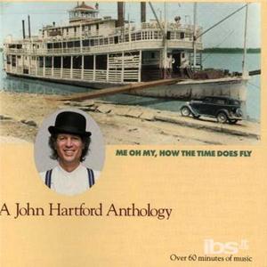 CD Me Oh My, How the Time di John Hartford