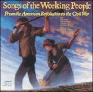 CD Songs of the Working People