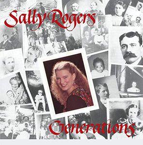 Foto Cover di Generations, CD di Sally Rogers, prodotto da Flying Fish