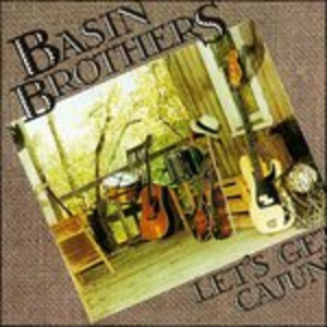 CD Lets Get Cajun di Basin Brothers