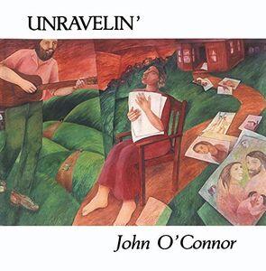 Foto Cover di Unravelin', CD di John O'Connor, prodotto da Flying Fish