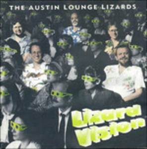 CD Lizard Vision di Austin Lounge Lizards
