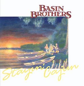 CD Stayin' Cajun di Basin Brothers