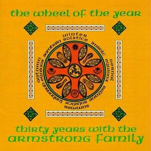 Wheel of the Year - CD Audio di Armstrong Family