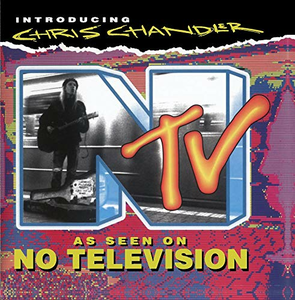 CD As Seen on No Television di Chris Chandler