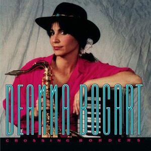 Foto Cover di Crossing Border, CD di Deanna Bogart, prodotto da Flying Fish