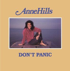 Foto Cover di Don't Panic, CD di Anne Hills, prodotto da Flying Fish