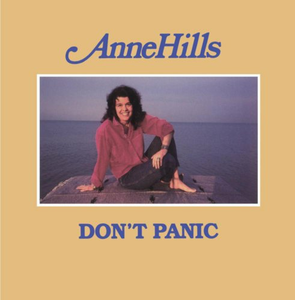 CD Don't Panic di Anne Hills