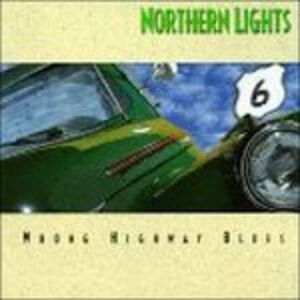 CD Wrong Highway Blues di Northern Lights