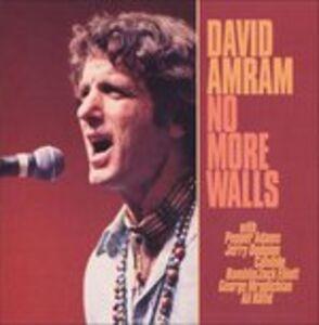 CD No More Walls di David Amram