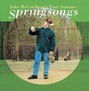 CD Four Seasons. Spring Songs di John McCutcheon