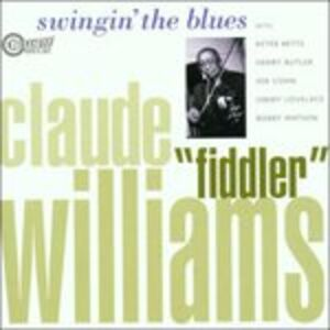 CD Swingin' the Blues di Claude Williams