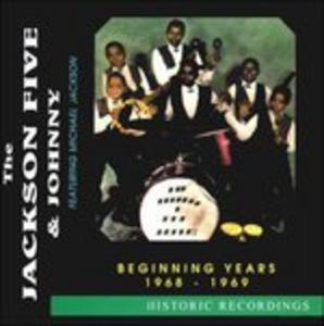 CD Beginning Years 1967-1968 di Jackson 5