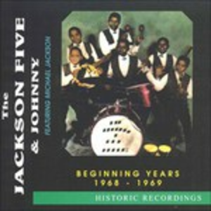 CD Beginning Years 1968-69 di Jackson 5