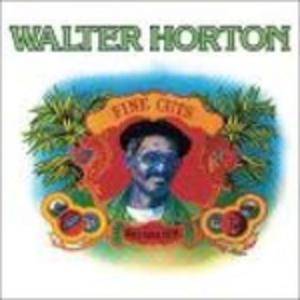 CD Fine Cuts di Big Walter Horton