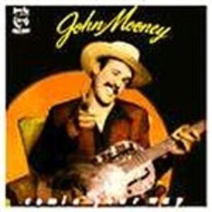 Foto Cover di Comin' your Way, CD di John Mooney, prodotto da Blind Pig