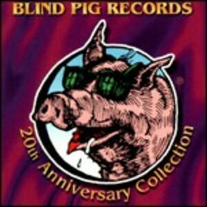 CD 20th Blind Pig Records