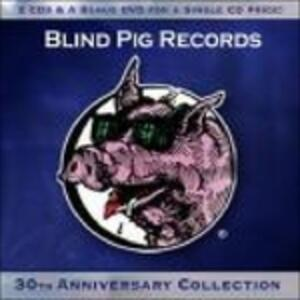 Blind Pig Records. 30th Anniversary Collection - CD Audio + DVD