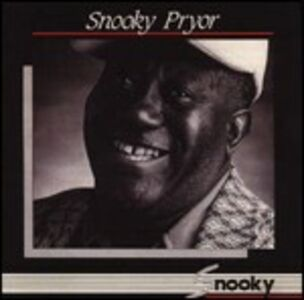 CD Snooky di Snooky Pryor