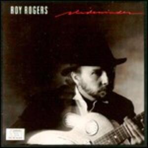 Slidewinder - CD Audio di Roy Rogers