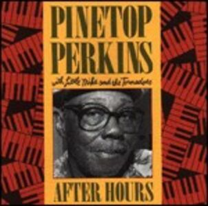 Foto Cover di After Hours, CD di Pinetop Perkins, prodotto da Blind Pig