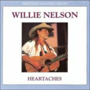 CD Heartaches di Willie Nelson