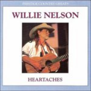 CD Heartaches di Willie Nelson