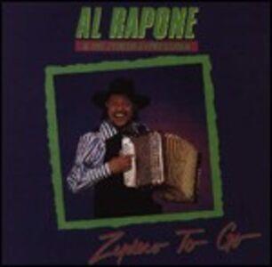 CD Zydeco to go di Al Rapone
