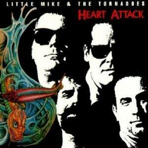 Heart Attack - CD Audio di Tornados,Little Mike