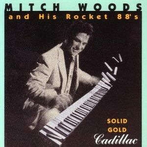 CD Solid Gold Cadillac di Mitch Woods