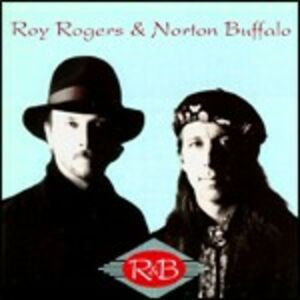 CD R&B Roy Rogers , Norton Buffalo