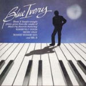 CD Blue Ivory
