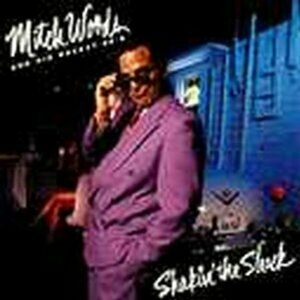 CD Shackin' the Shack Mitch Woods , Rocket 88's