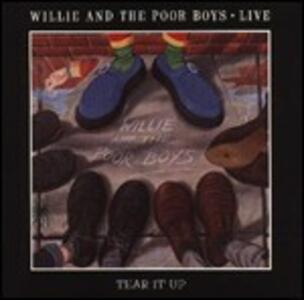 Tear it up - CD Audio di Willie and the Poor Boys