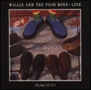 CD Tear it up di Willie and the Poor Boys