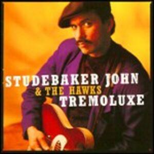 CD Tremoluxe Studebaker John , Hawks
